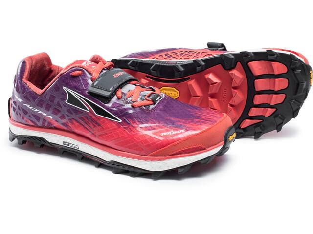 Altra King MT 1.5 - Chaussures running Femme - orange/violet